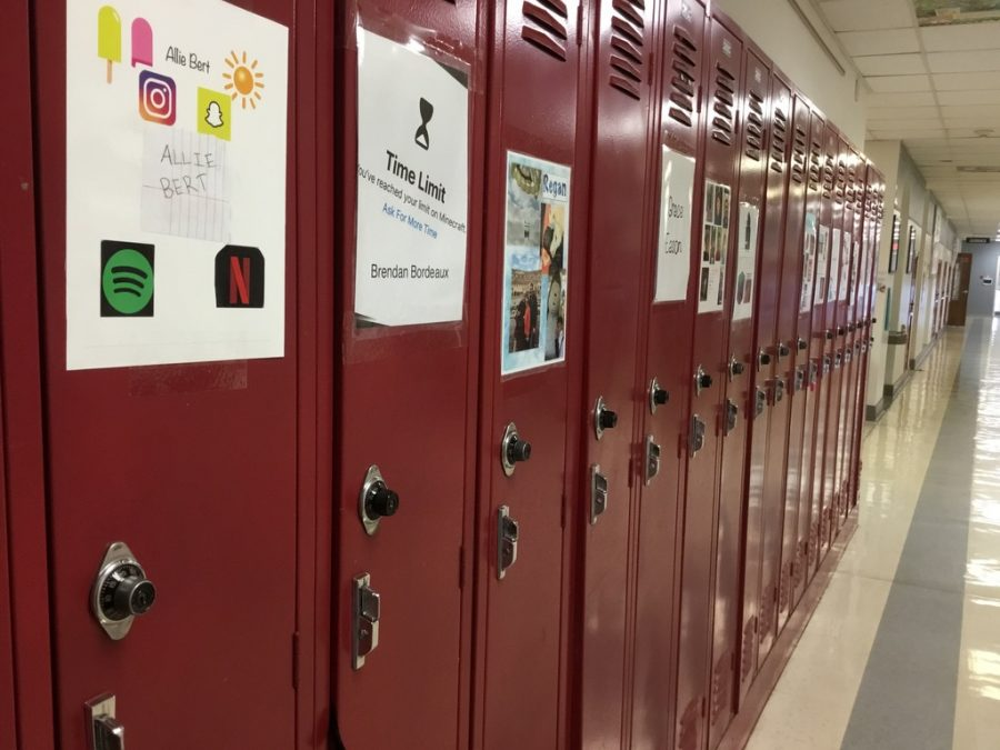 Can Students Trust Their Lockers?