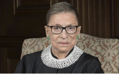 Supreme Court Justice Ruth Bader Ginsburg as pictured in opiniojuris.org,