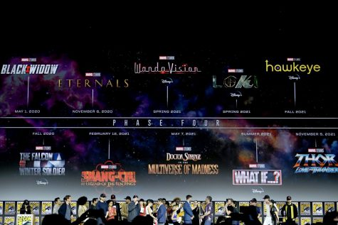 Upcoming Marvel Shows and Movies