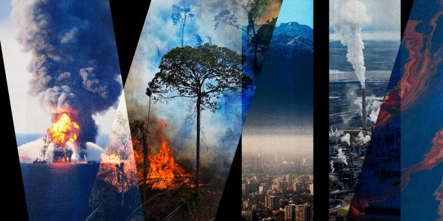 Many Pushing for 'Ecocide' to Become an International Crime